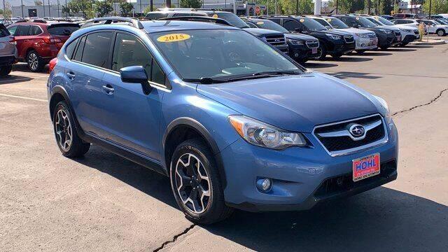 2015 Subaru XV Crosstrek for sale in Carmel, NV