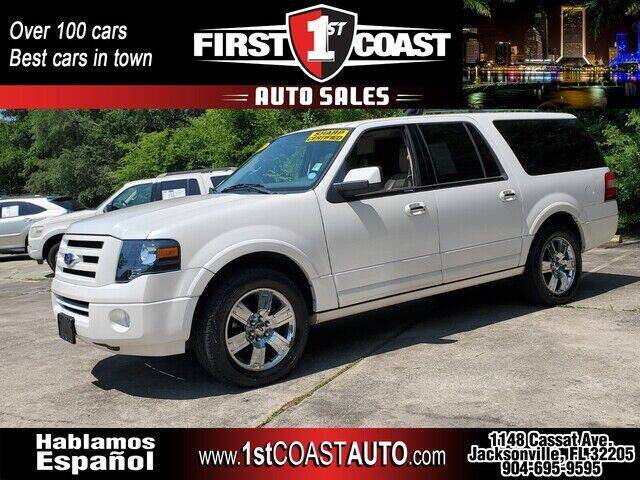 2009 Ford Expedition EL for sale at 1st Coast Auto -Cassat Avenue in Jacksonville FL