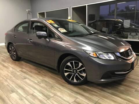 2015 Honda Civic for sale at Golden State Auto Inc. in Rancho Cordova CA