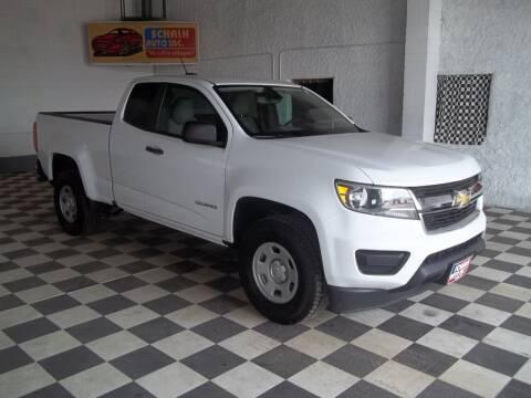 2016 Chevrolet Colorado for sale at Schalk Auto Inc in Albion NE