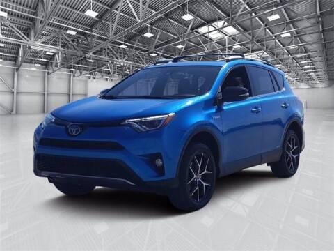 2018 Toyota RAV4 Hybrid for sale at Camelback Volkswagen Subaru in Phoenix AZ