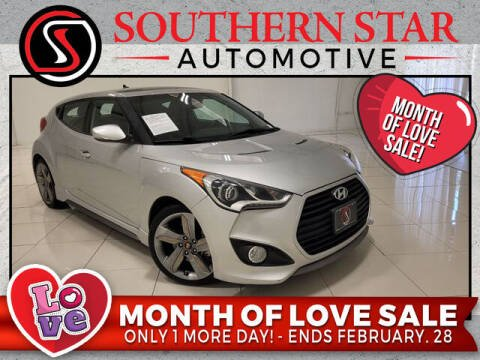 2015 Hyundai Veloster for sale at Southern Star Automotive, Inc. in Duluth GA