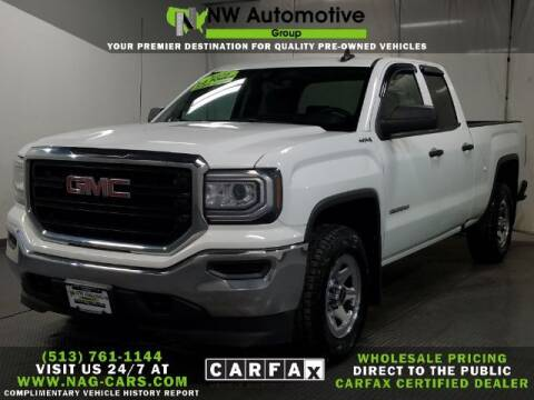 2016 GMC Sierra 1500 for sale at NW Automotive Group in Cincinnati OH