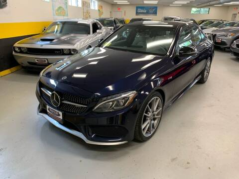 2018 Mercedes-Benz C-Class for sale at Newton Automotive and Sales in Newton MA