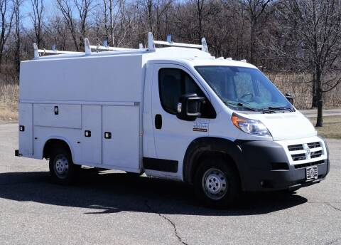 2015 RAM ProMaster Cutaway Chassis for sale at KA Commercial Trucks, LLC in Dassel MN