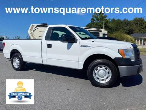 2012 Ford F-150 for sale at Town Square Motors in Lawrenceville GA