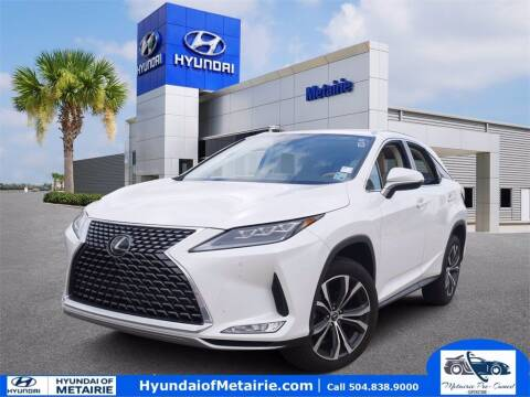 2020 Lexus RX 350 for sale at Metairie Preowned Superstore in Metairie LA