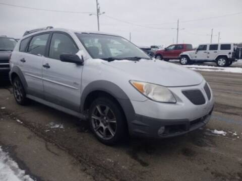 2007 Pontiac Vibe for sale at HW Used Car Sales LTD in Chicago IL