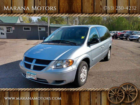 2005 Dodge Grand Caravan for sale at Marana Motors in Princeton MN