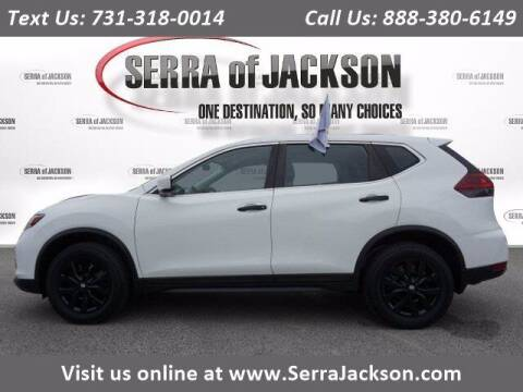 2018 Nissan Rogue for sale at Serra Of Jackson in Jackson TN