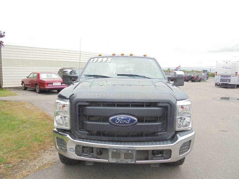 2015 Ford F-250 Super Duty 4x4 XLT 4dr Crew Cab 8 ft. LB Pickup - Ramsey MN