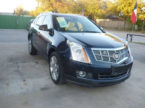 2010 Cadillac SRX for sale at Auto Outlet Inc. in Houston TX