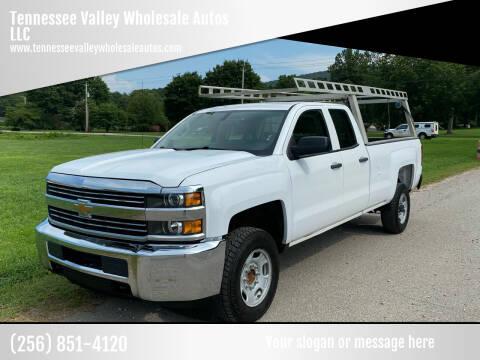 2015 Chevrolet Silverado 2500HD for sale at Tennessee Valley Wholesale Autos LLC in Huntsville AL