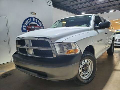 2011 RAM Ram Pickup 1500 for sale at Italy Blue Auto Sales llc in Miami FL