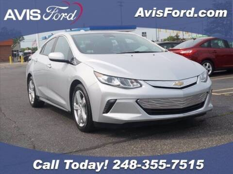 2018 Chevrolet Volt for sale at Work With Me Dave in Southfield MI