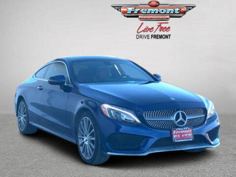 2017 Mercedes-Benz C-Class for sale at Rocky Mountain Commercial Trucks in Casper WY