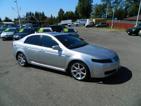 2006 Acura TL for sale at J & R Motorsports in Lynnwood WA