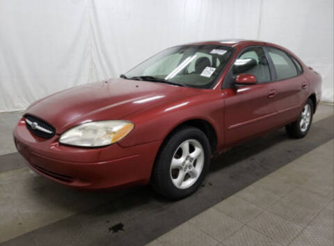 2001 Ford Taurus for sale at HW Used Car Sales LTD in Chicago IL