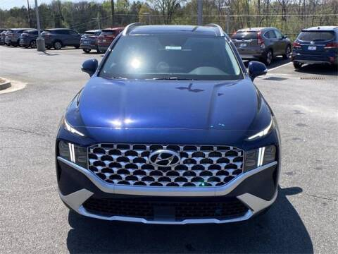 2021 Hyundai Santa Fe for sale at CU Carfinders in Norcross GA