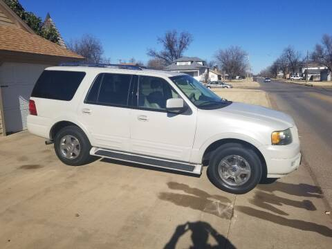 2006 Ford Expedition for sale at Eastern Motors in Altus OK