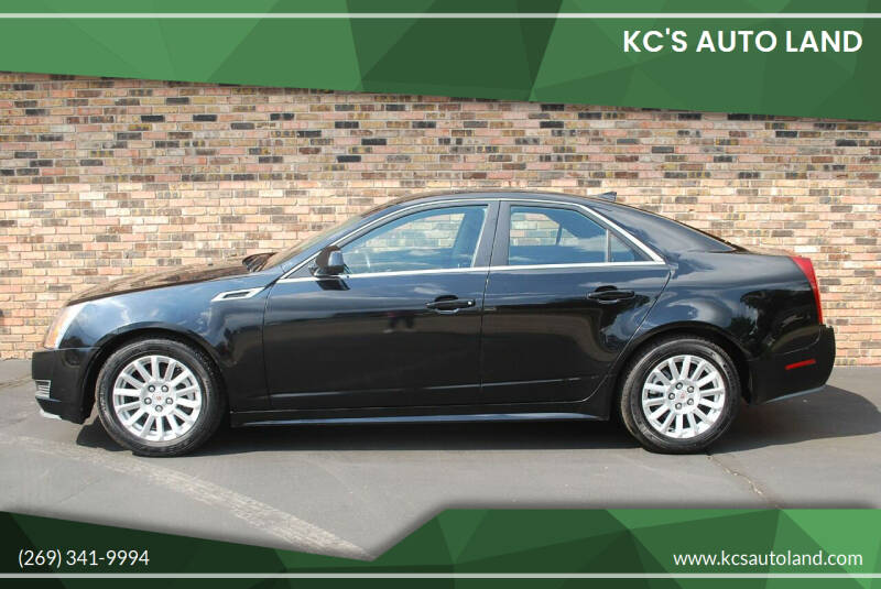 2011 Cadillac CTS for sale at KC'S Auto Land in Kalamazoo MI