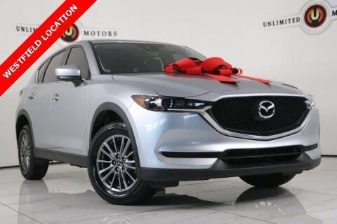 2018 Mazda CX-5 for sale at INDY'S UNLIMITED MOTORS - UNLIMITED MOTORS in Westfield IN