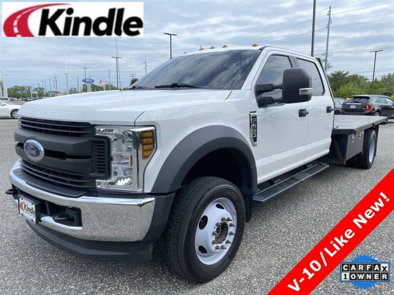 2018 Ford F-450 Super Duty for sale at Kindle Auto Plaza in Cape May Court House NJ
