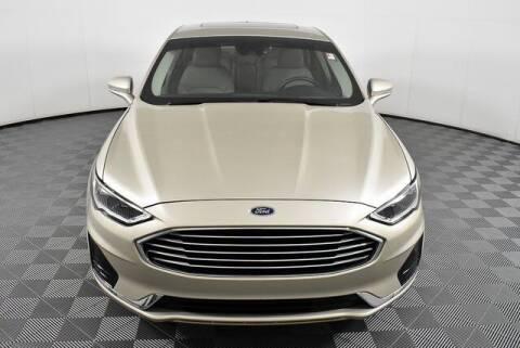 2019 Ford Fusion for sale at Southern Auto Solutions-Jim Ellis Hyundai in Marietta GA