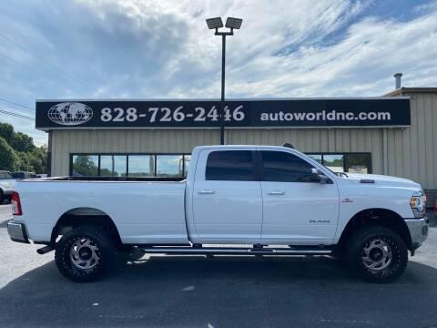 2019 RAM Ram Pickup 2500 for sale at AutoWorld of Lenoir in Lenoir NC