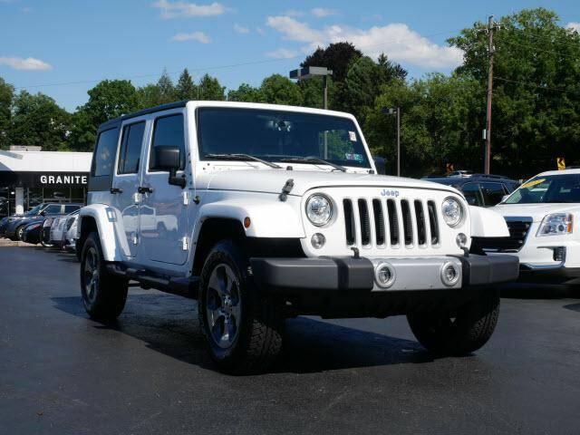 2018 Jeep Wrangler JK Unlimited for sale in Media, PA