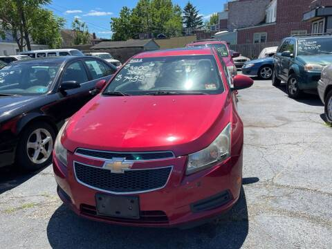 2011 Chevrolet Cruze for sale at Chambers Auto Sales LLC in Trenton NJ