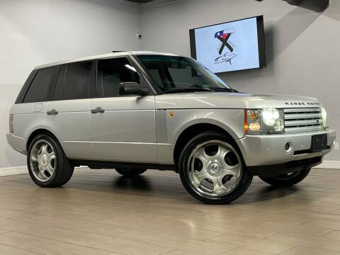 2004 Land Rover Range Rover for sale at TX Auto Group in Houston TX