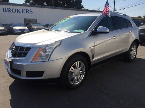 2011 Cadillac SRX for sale at Oxnard Auto Brokers in Oxnard CA