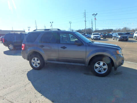 2009 Ford Escape for sale at BLACKWELL MOTORS INC in Farmington MO