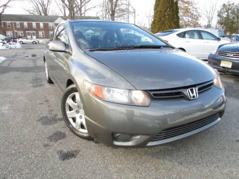2007 Honda Civic for sale at K & S Motors Corp in Linden NJ