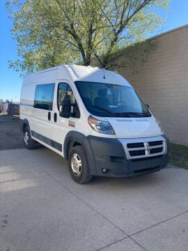 2014 RAM ProMaster Cargo for sale at Suburban Auto Sales LLC in Madison Heights MI