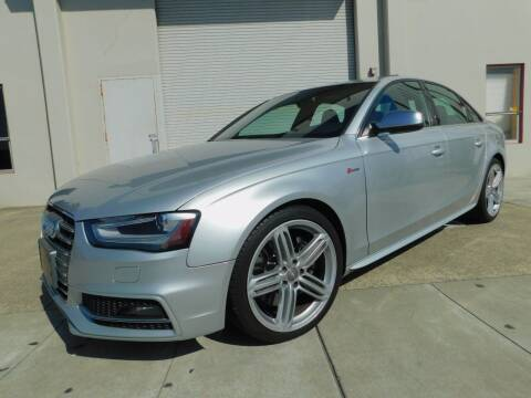 2013 Audi S4 for sale at Conti Auto Sales Inc in Burlingame CA