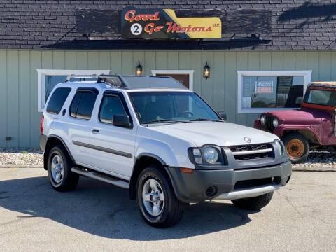 2004 Nissan Xterra for sale at Good 2 Go Motors LLC in Adrian MI