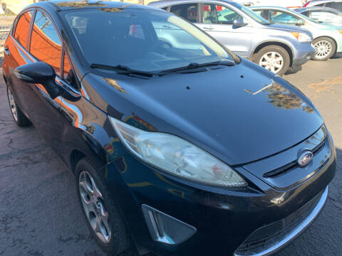 2011 Ford Fiesta for sale at CARZ in San Diego CA