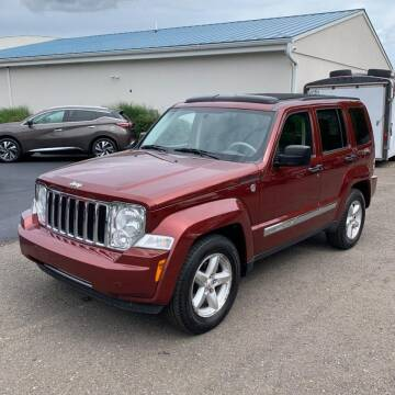 2008 Jeep Liberty for sale at MBM Auto Sales and Service in East Sandwich MA