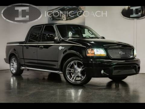 2003 Ford F-150 for sale at Iconic Coach in San Diego CA