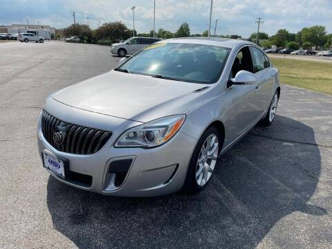 2016 Buick Regal for sale at Alan Browne Chevy in Genoa IL