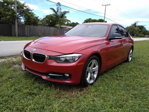 2012 BMW 3 Series for sale at Auto World US Corp in Plantation FL