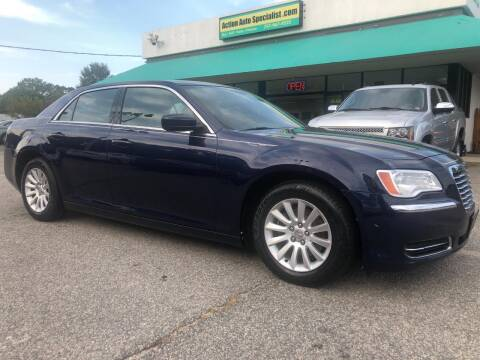 2014 Chrysler 300 for sale at Action Auto Specialist in Norfolk VA