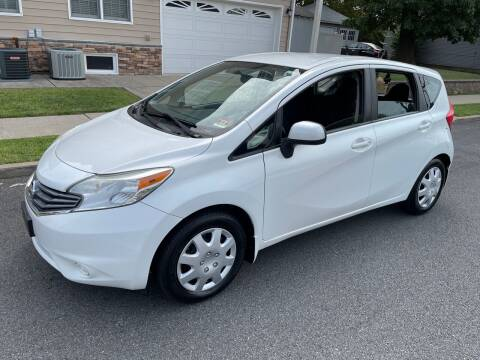 2014 Nissan Versa Note for sale at Jordan Auto Group in Paterson NJ