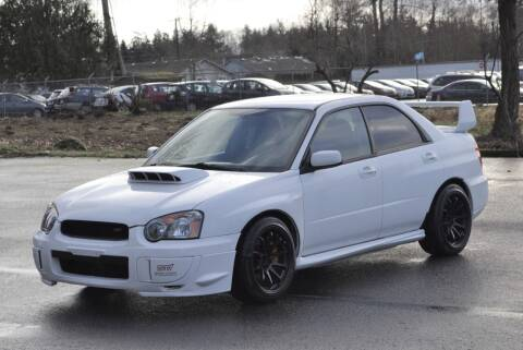 2004 Subaru Impreza for sale at Skyline Motors Auto Sales in Tacoma WA