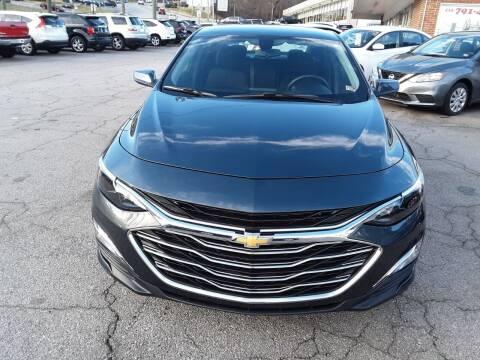 2020 Chevrolet Malibu for sale at Auto Villa in Danville VA