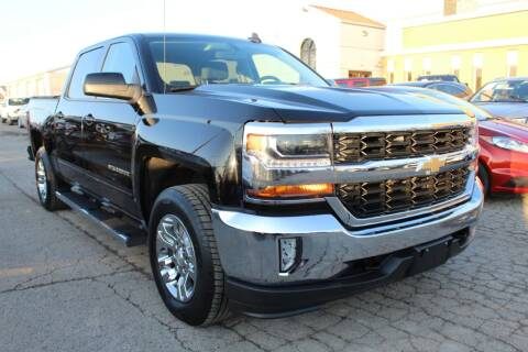 2016 Chevrolet Silverado 1500 for sale at SHAFER AUTO GROUP in Columbus OH