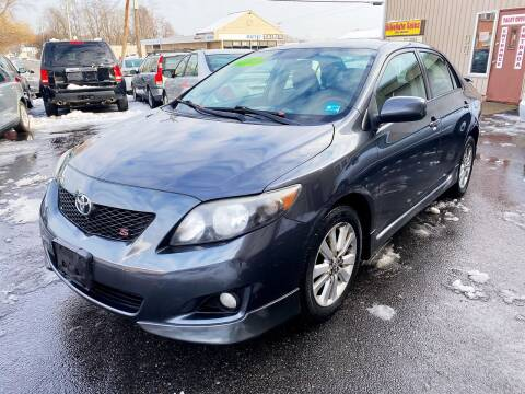 2009 Toyota Corolla for sale at Dijie Auto Sale and Service Co. in Johnston RI