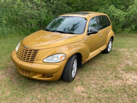 2002 Chrysler PT Cruiser for sale at Expressway Auto Auction in Howard City MI